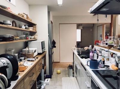 【ビフォーアフター】憧れのキッチン目指して~キッチン~