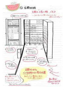 【お客様の声】モデルルームのような玄関