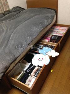 【実例④-4】新社会人女子の部屋 ~母の想いが届くとき!~