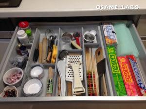 【実例⑤−2】2世帯キッチン☆ワンアクションを目指す ~快適なキッチンのために~